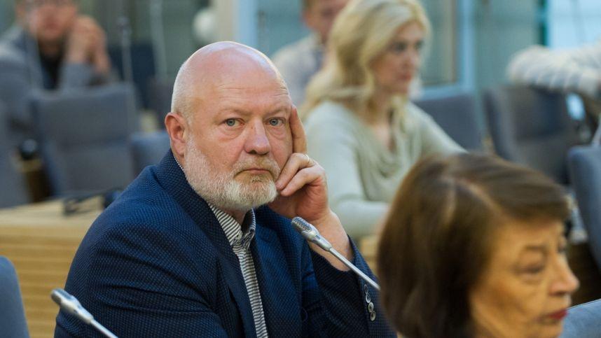 """E. Gentvilas: V. Pranckietis poste liks, o Seimo rinkimai bus """"valstiečiams"""" paskutiniai"""