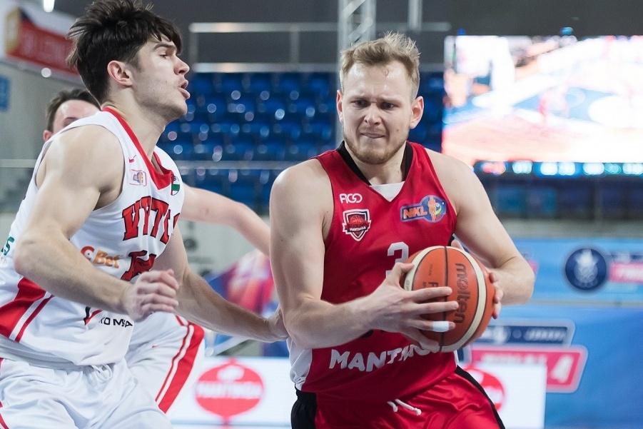 """""""Šiauliuose"""" žais NKL finalo MVP Aurimas Urbonas"""