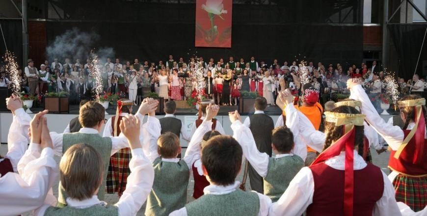 Dzūkų šventėje Alytuje dainuos ir šoks visa Dzūkija