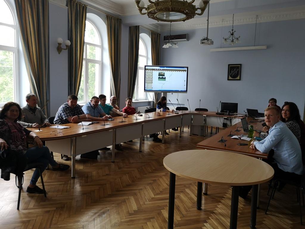 Kazlų Rūdos savivaldybės administracijoje įvyko pirmasis Turizmo vystymo darbo grupės posėdis
