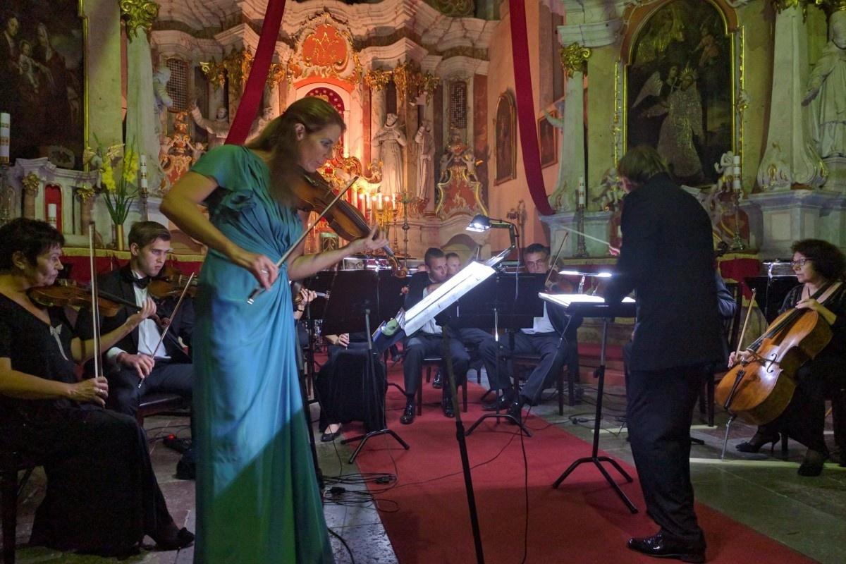 Muzikos įvairovė Tytuvėnų vasaros festivalyje