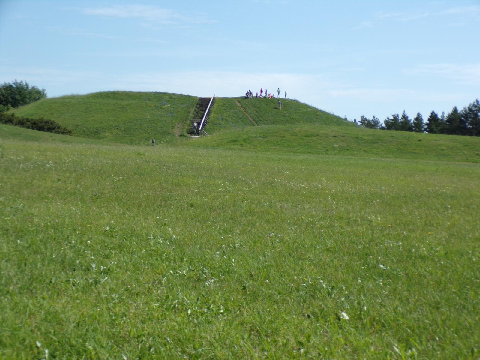 Ką reikėtų padaryti Salduvės kalno populiarinimui?