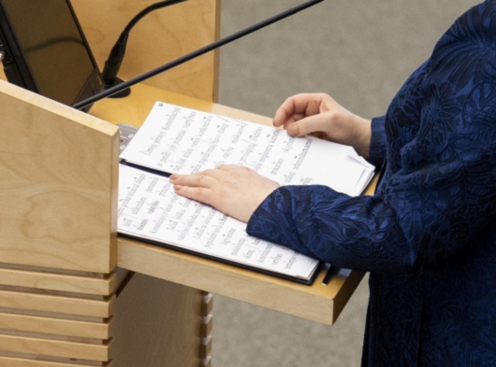 Paskutinis D. Grybauskaitės metinis pranešimas: penki svarbiausi akcentai