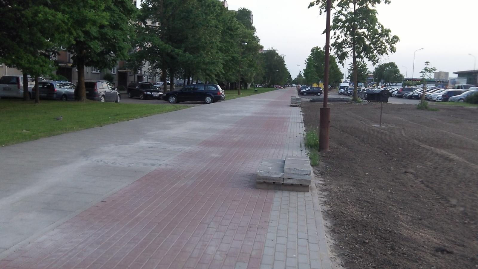 Naujas išpuolis prieš dviratininkus Šiauliuose