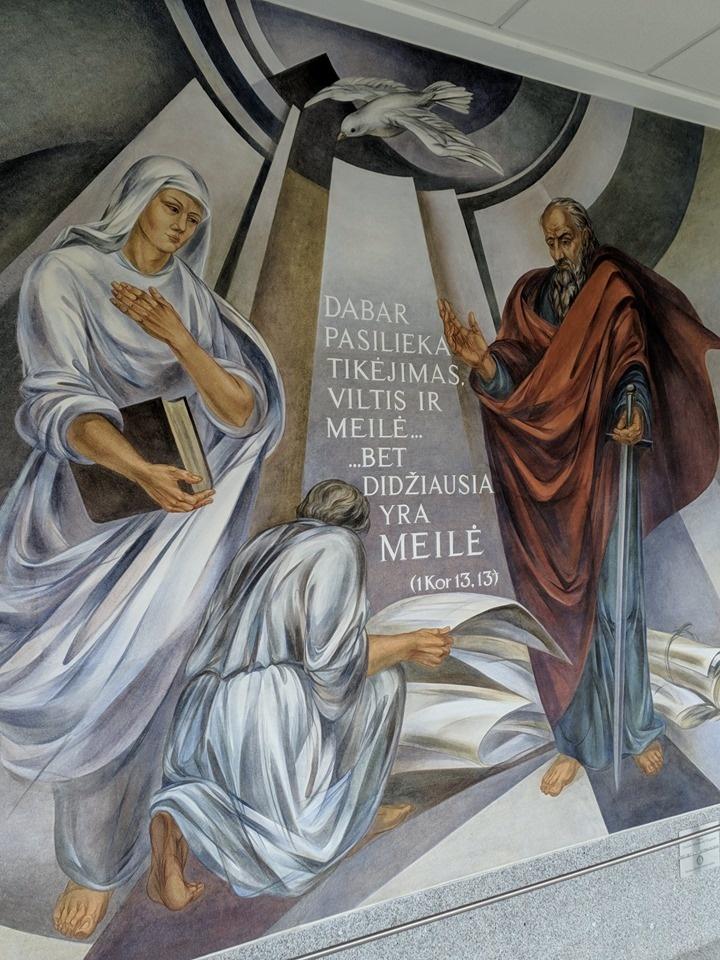 Trečią kartą vyks ekumeninės Šventojo Rašto studijos