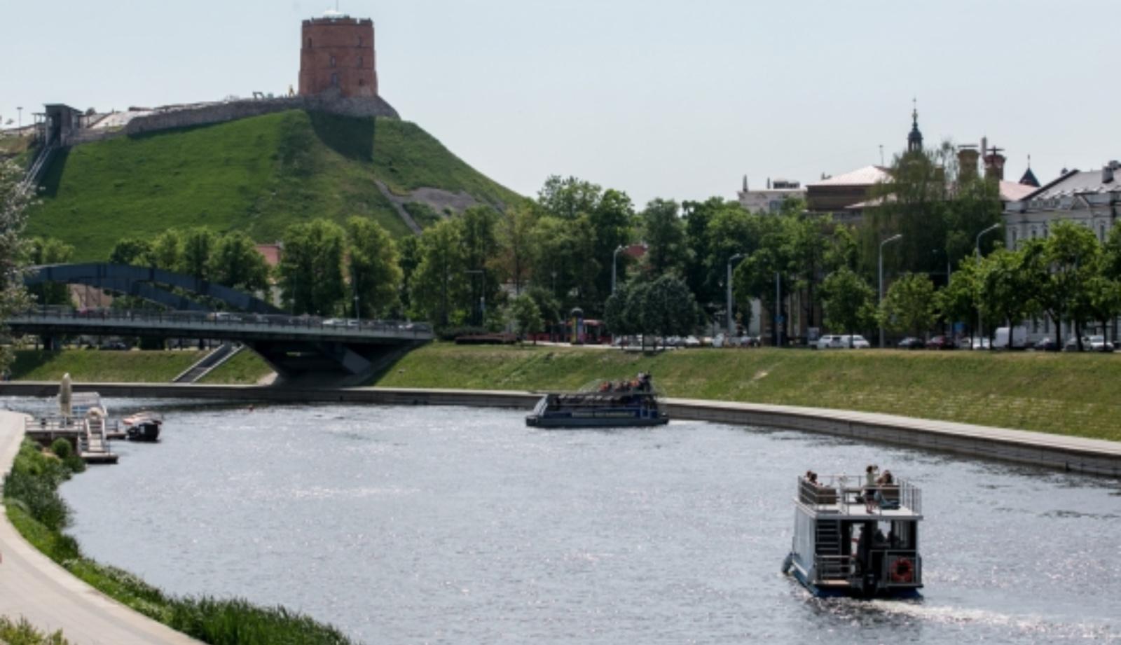 Hidrologai: beveik visoje Lietuvoje nusekęs upių vanduo