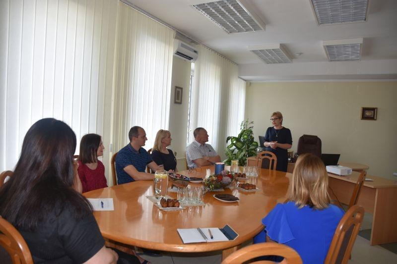 Tarybos komitetas domėjosi Marijampolės socialinės pagalbos centro veikla
