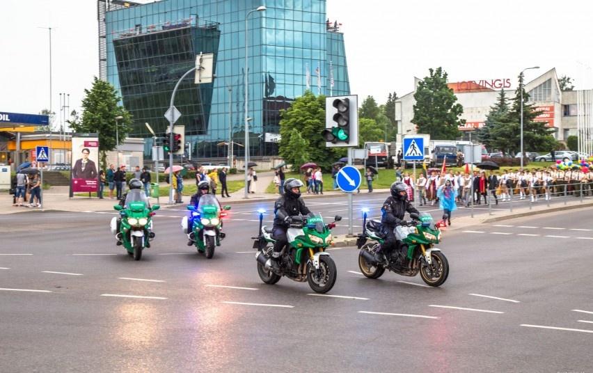 Alytaus apskrities policija ruošiasi miesto gimtadieniui