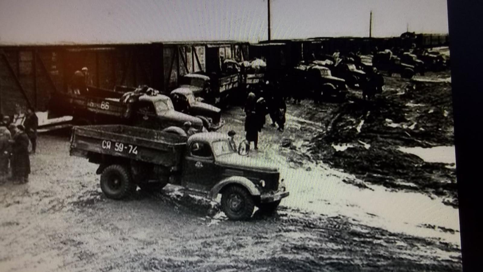 1941 metų siaubingi prisiminimai