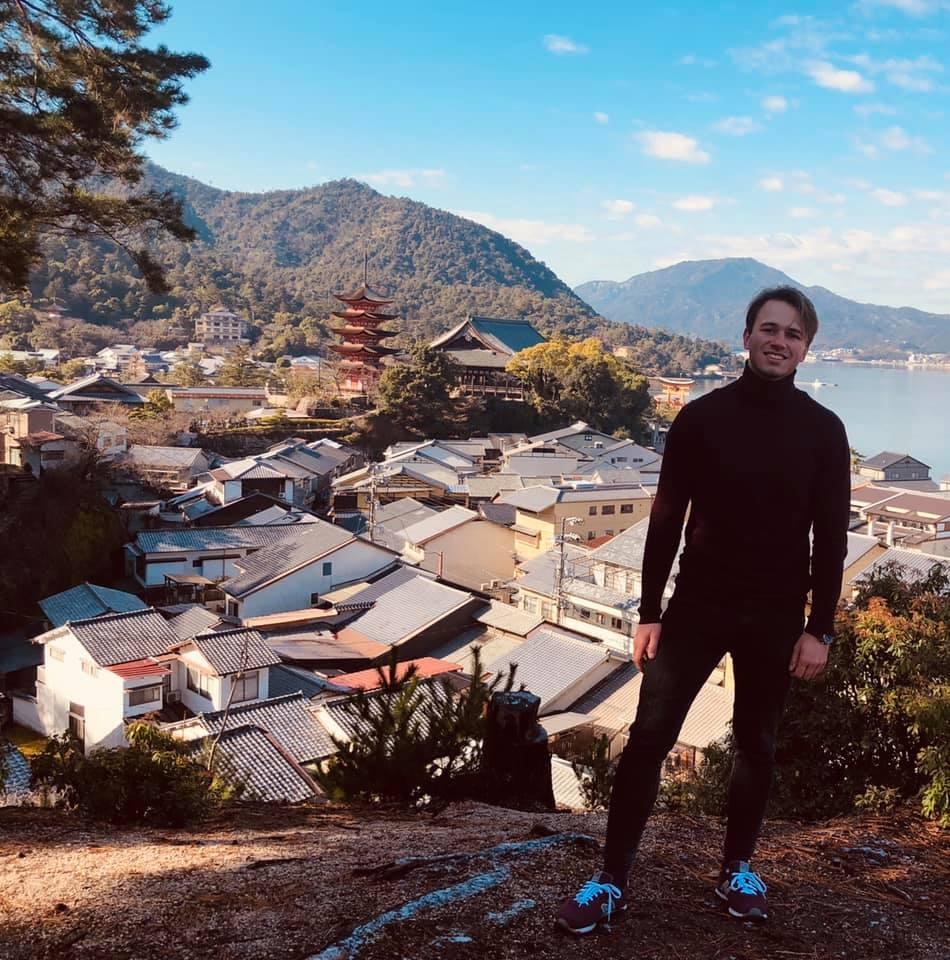 """Japoniją atradęs jaunasis antrepreneris: """"Ši šalis – tvarumo Meka, ji man atvėrė platesnį požiūrį į verslo kūrimą"""""""