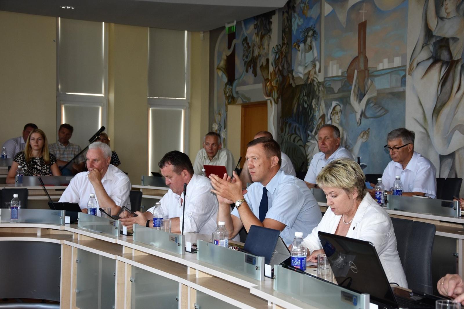 Suformuota savivaldybės administracijos komanda