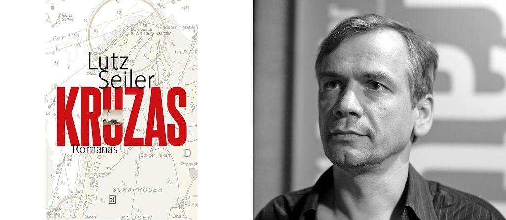 "Lutz Seiler romano ""Kruzas"" pristatymas"