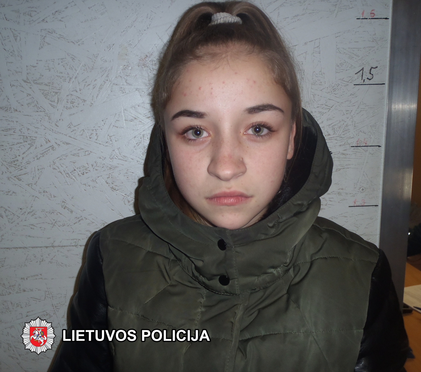 Policija prašo visuomenės pagalbos –  Vilniuje dingo penkiolikmetė