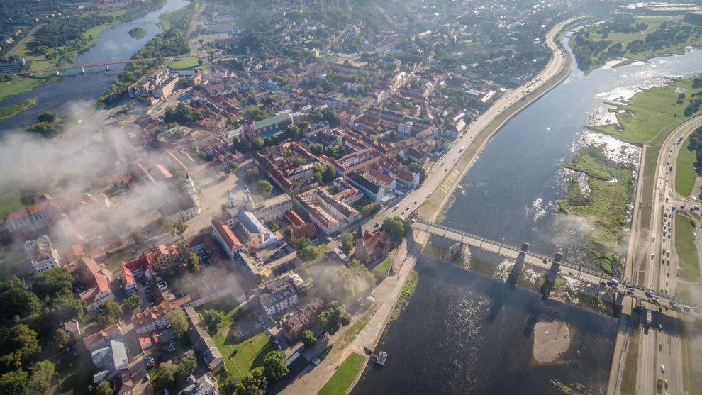 Kauno kelininkų laukia neeilinis iššūkis: per 4 savaites suremontuoti Aleksoto tiltą ir jo prieigas