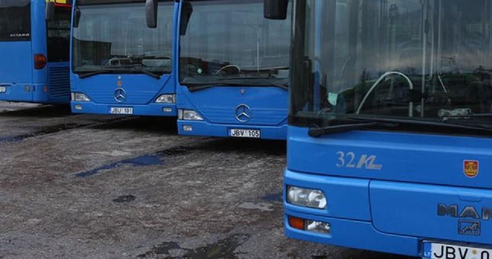 """""""Klaipėdos autobusų parkas"""" įsitvirtina vietinėje rinkoje"""