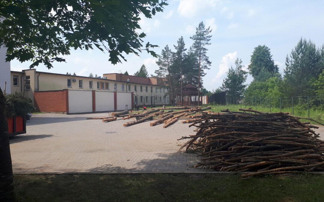 Psichiatrijos ligoninėje – statybų vėjai