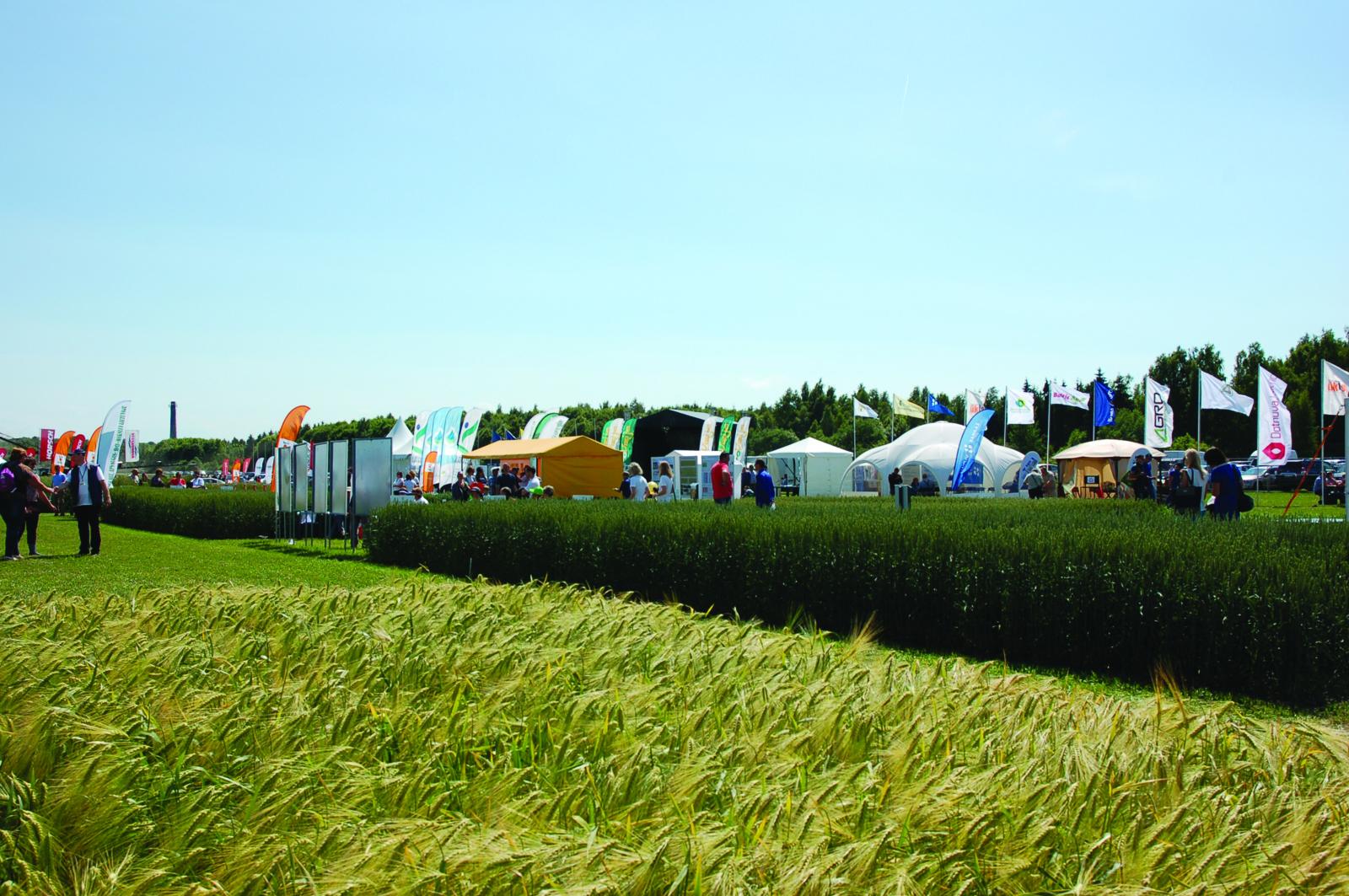 """Žemės ūkio technologijų paroda """"Agrovizija 2019"""" – skaičiais"""