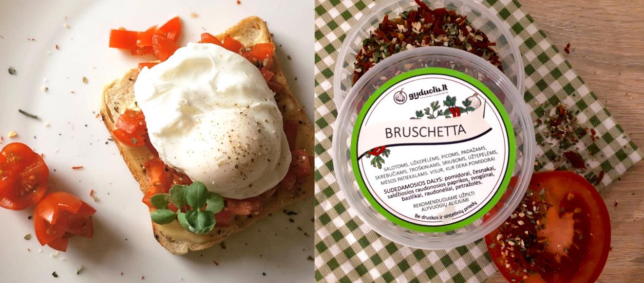 Benedikto kiaušinis– tarsi prabangus patiekalas