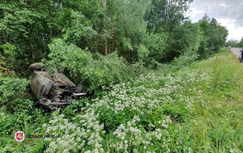 Savaitė šalies keliuose: žuvo 2 žmonės, sužeista - 115