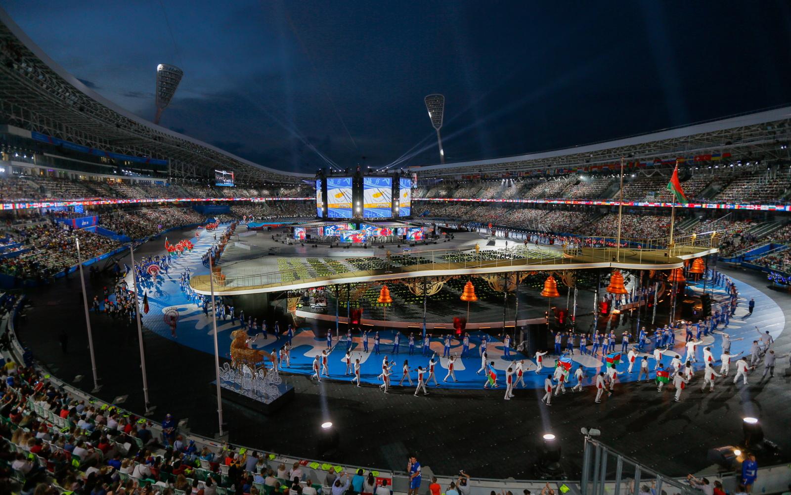 Europos žaidynėse šeštadienį startuos septyni lietuviai