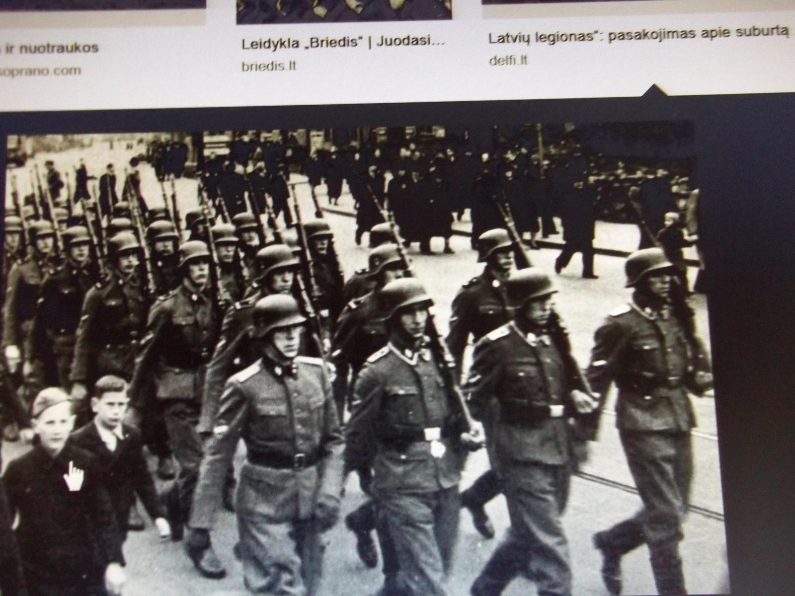 Gyvenimas vokiečių okupacijoje