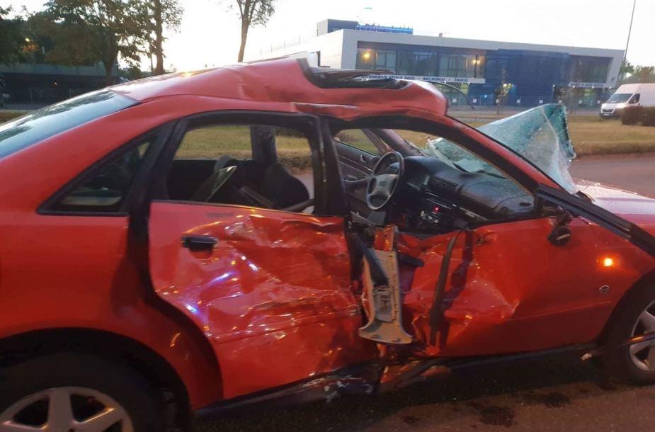 Prieš metus įvykusios avarijos tyrimas nutrauktas