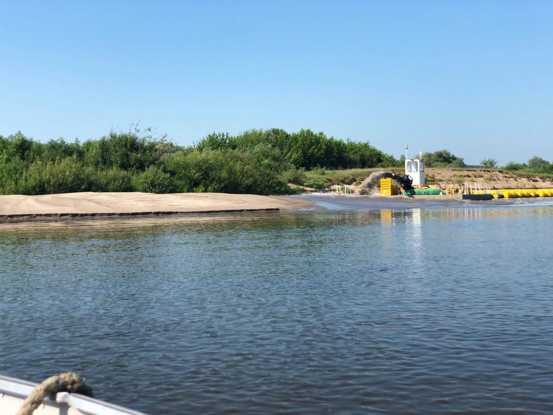 Vidaus vandens kelių direkcija: per sausrą nuslūgusios upės pavojingos laivybai