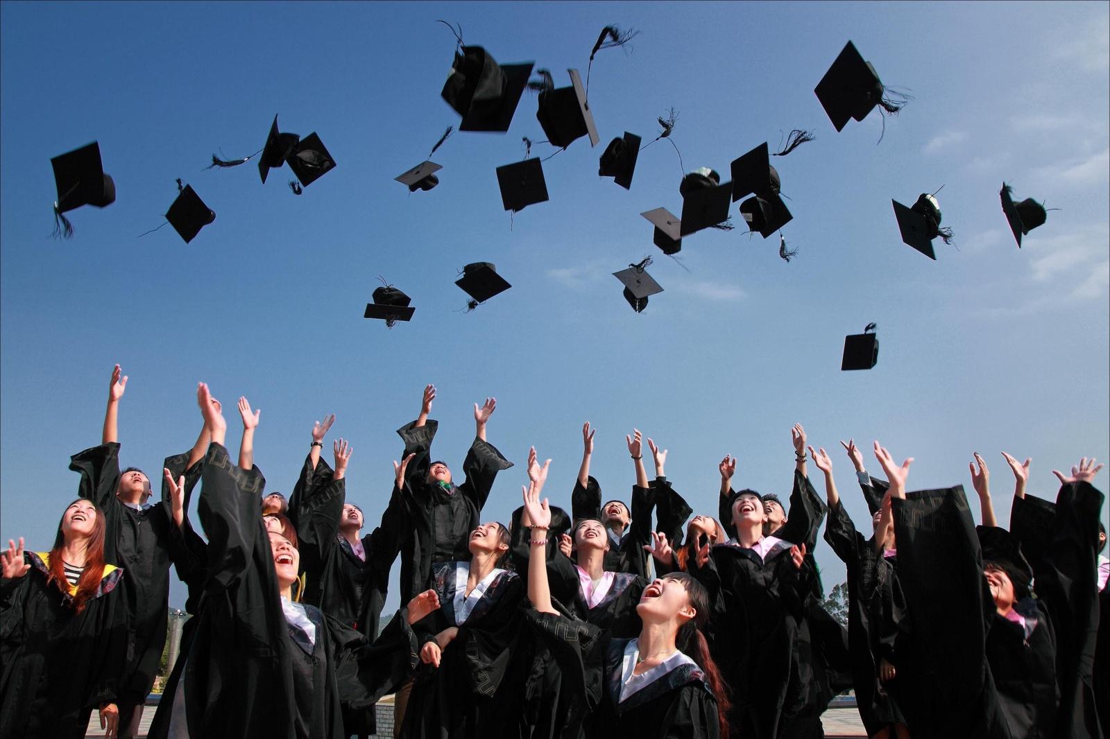 Diplomų įteikimo šventė studento akimis