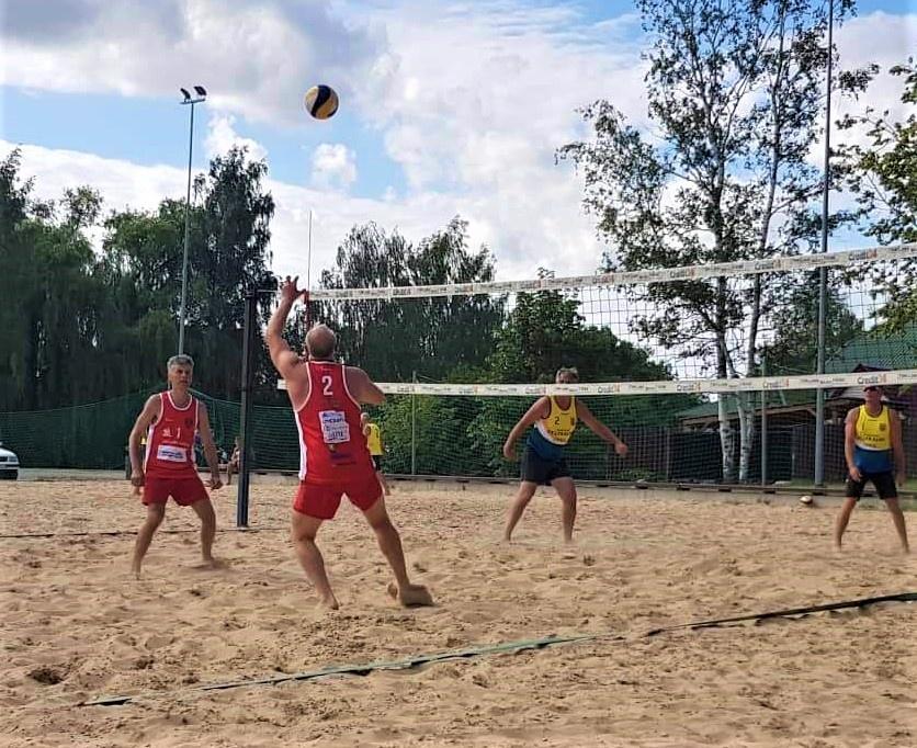 Marijampolėje vyko 2019 m. Lietuvos veteranų paplūdimio tinklinio čempionatas (nuotraukų galerija)