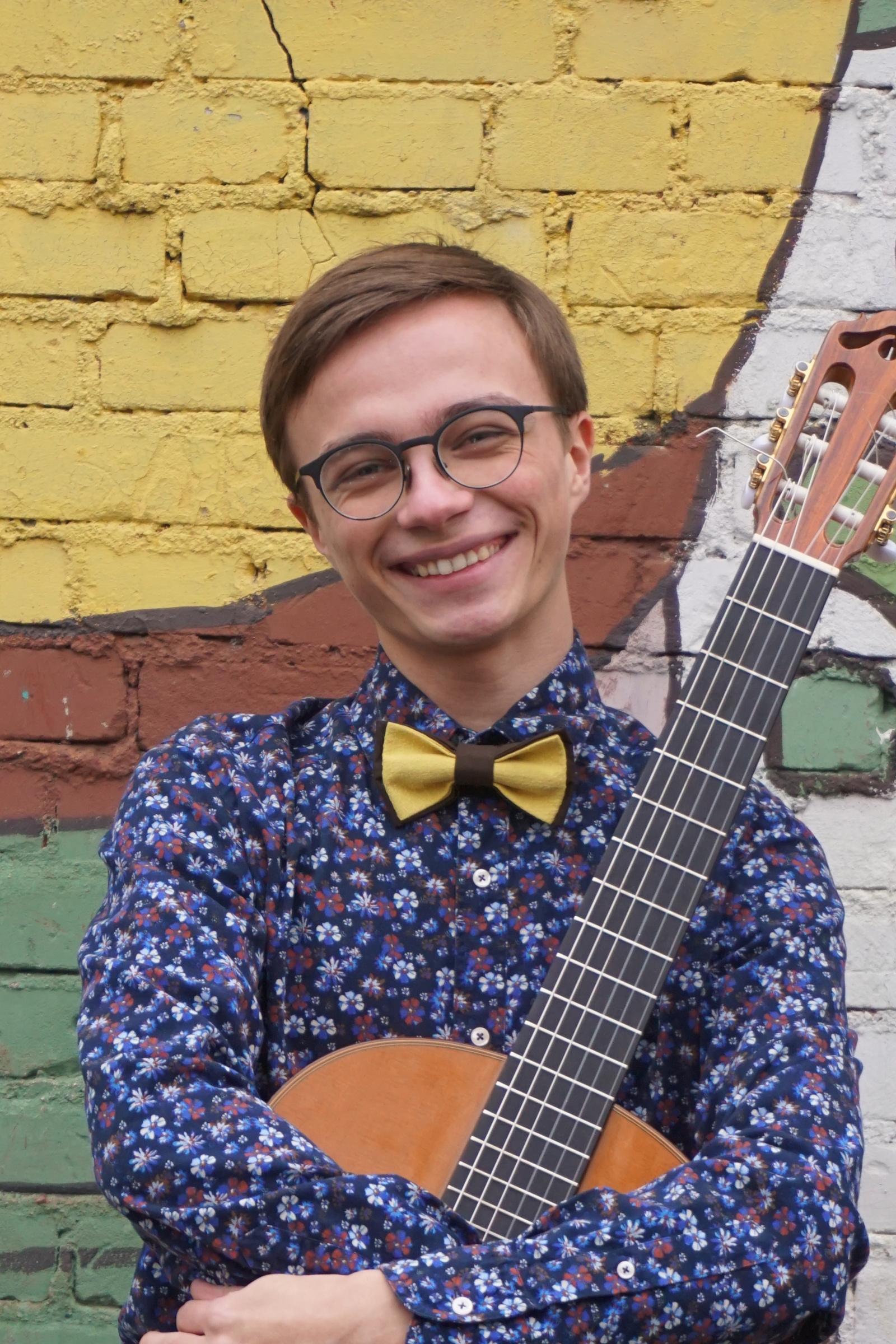 Gitaristo Roko Jurkaus koncertas