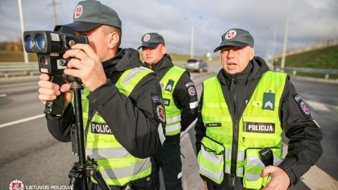 Policija vasarą neatostogaus: pranešė, kokie reidai laukia šį mėnesį
