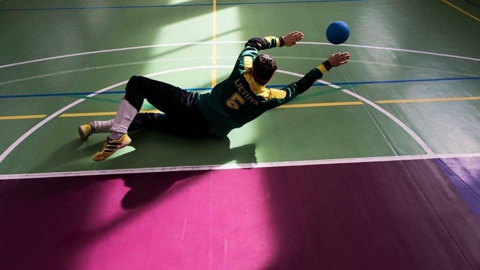 Lietuvos golbolo rinktinė olimpinės atrankos turnyre iškovojo dar dvi pergales