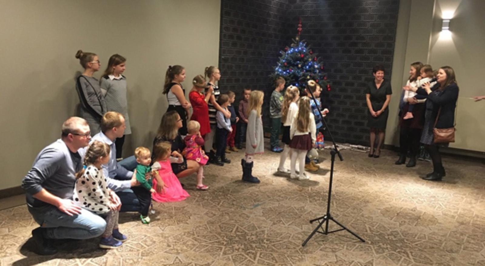 Žlunga Suvalkų lietuvių viltys turėti lietuvišką vaikų darželį