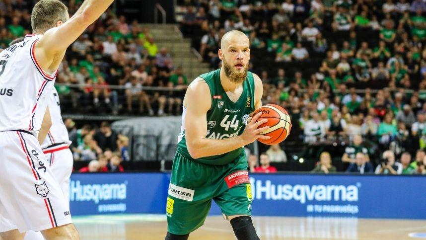 Krepšininkas A. Kavaliauskas baigia karjerą
