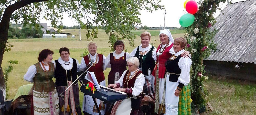Valstybės dieną – Gruožninkų kaimo šventė