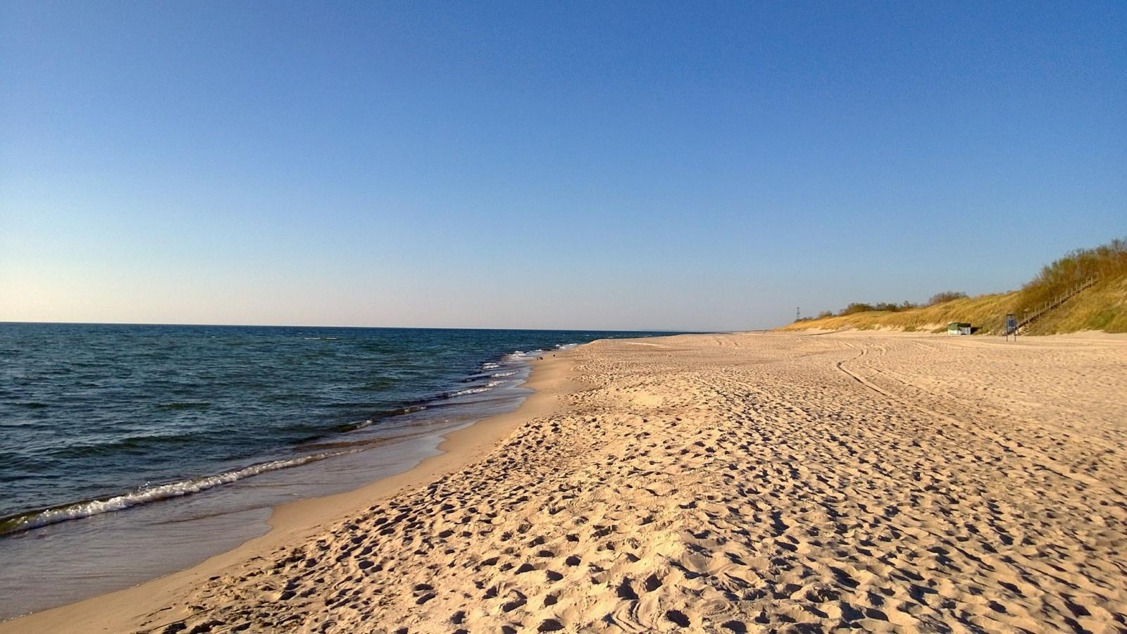 Klaipėdos paplūdimys dienai taps futbolo aikšte