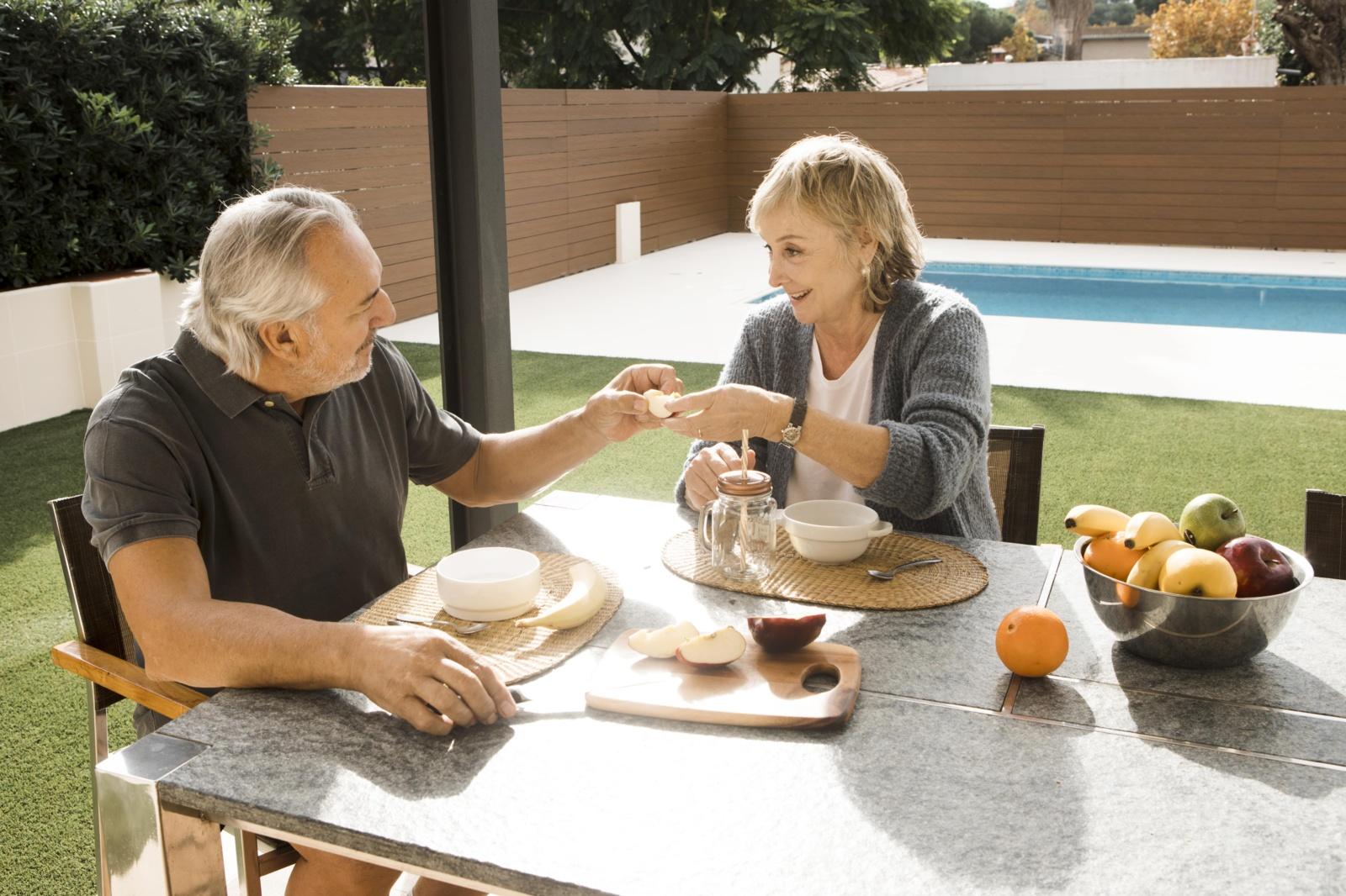 Per mitybą – į ilgą gyvenimą. Ką valgo ilgaamžiai?