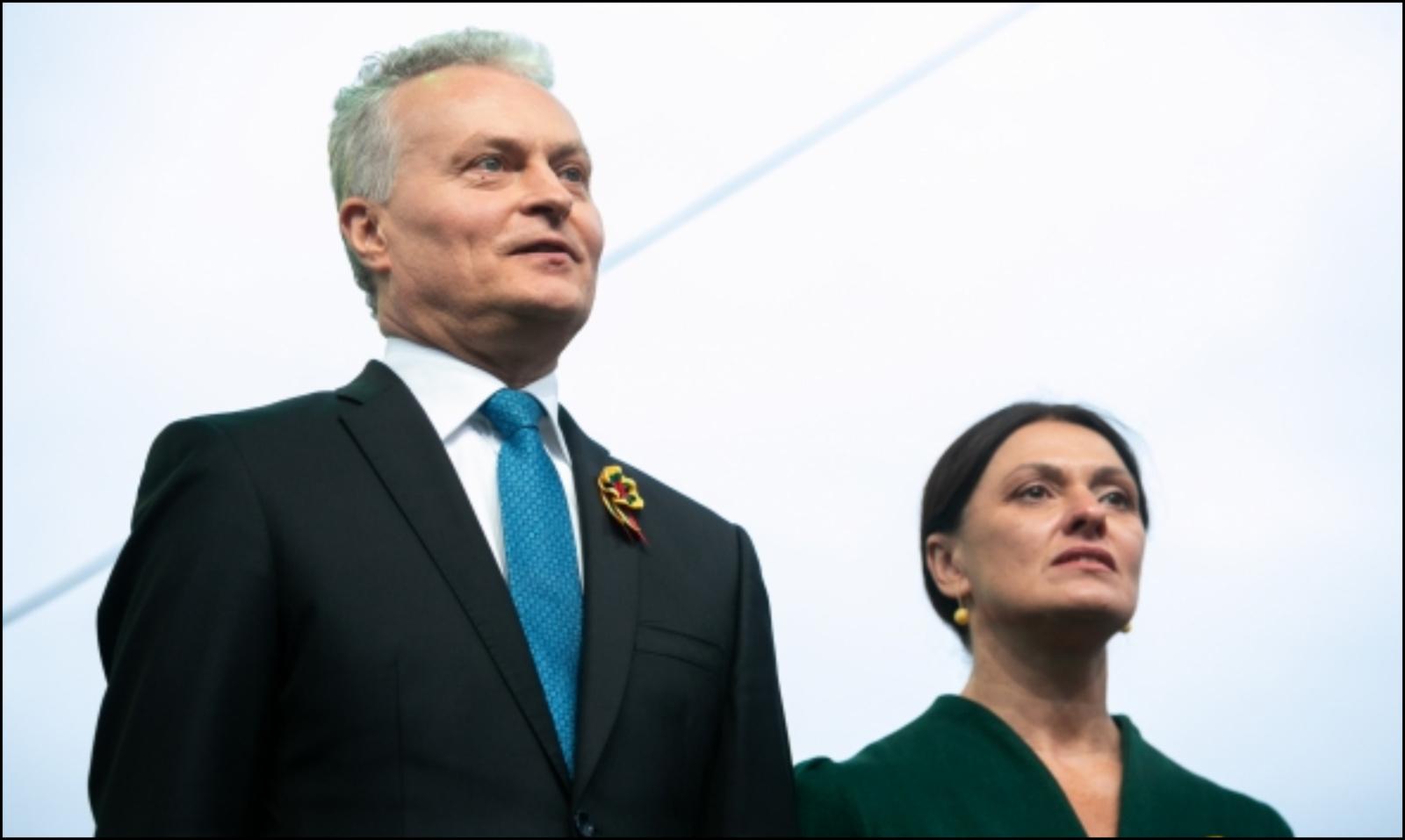 Vilniuje vyks prezidento G. Nausėdos inauguracija