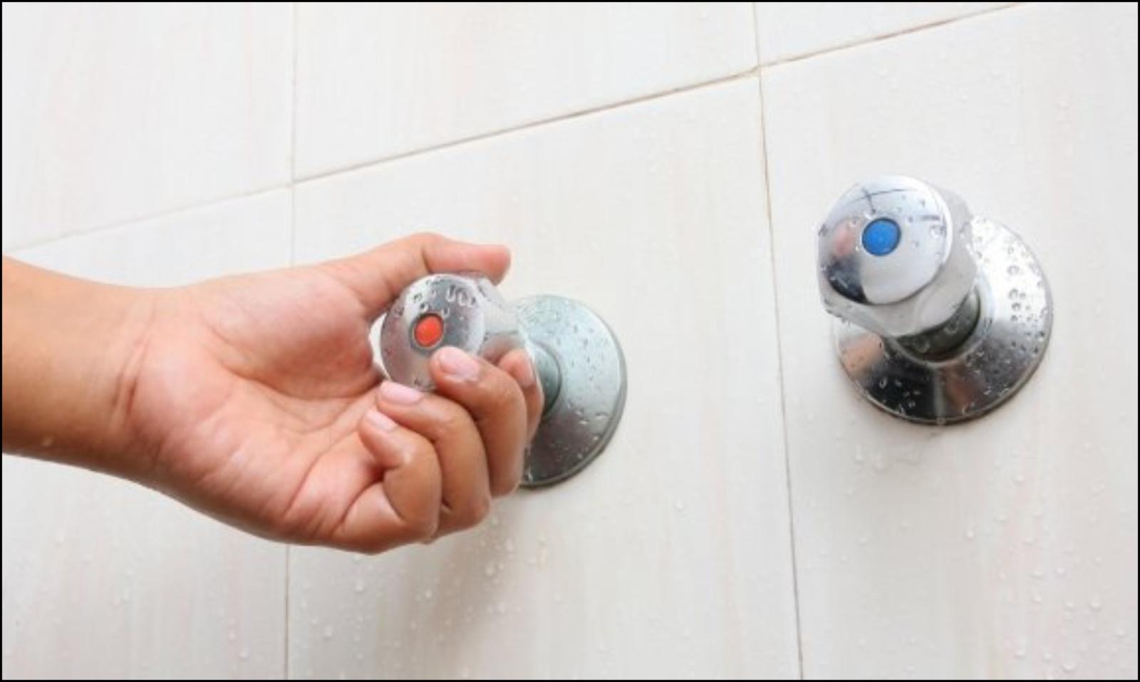 Kai kuriems vartotojams bus nutrauktas karšto vandens tiekimas