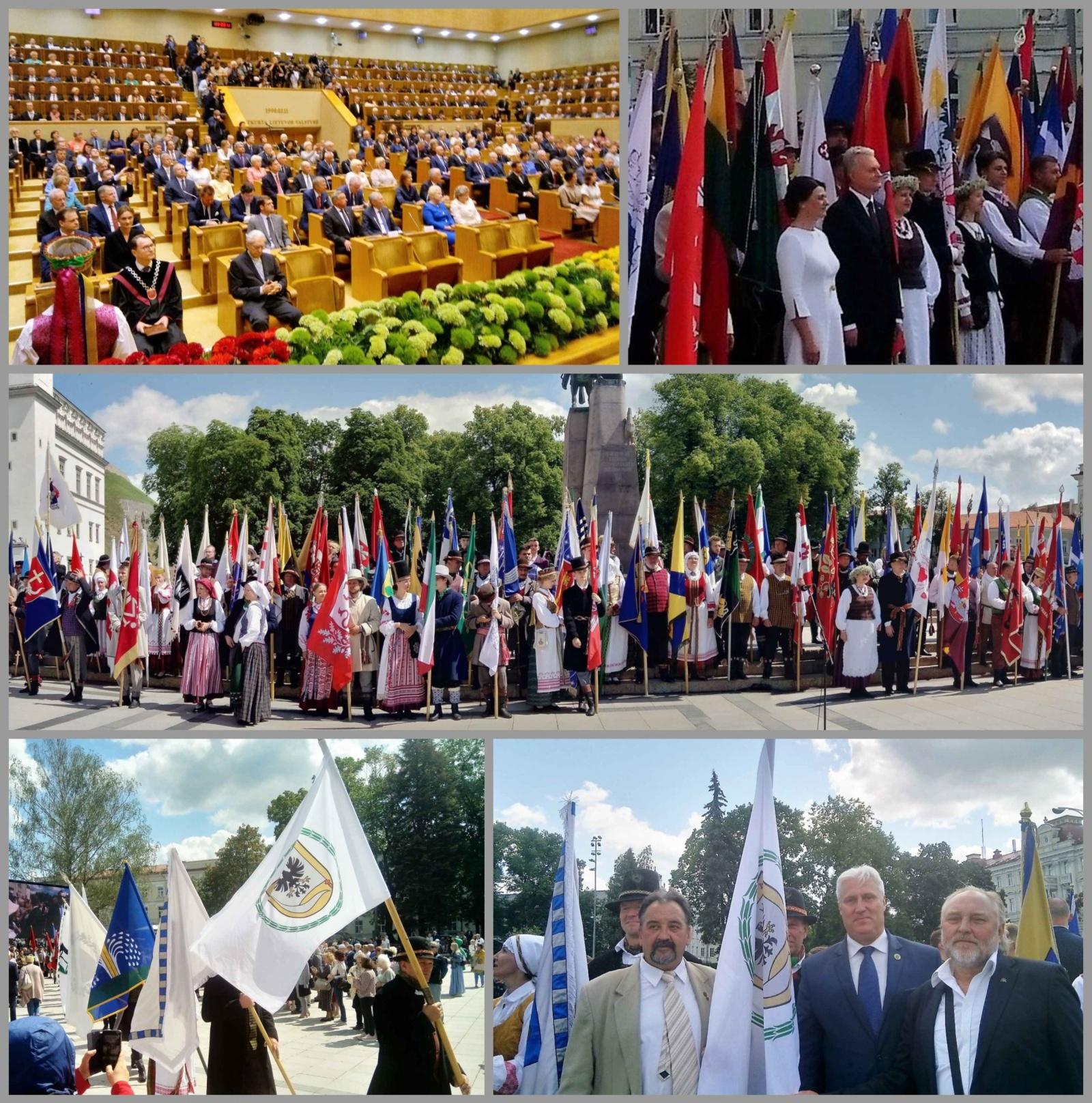Prezidento inauguracijos iškilmėse – rajono Savivaldybės atstovai