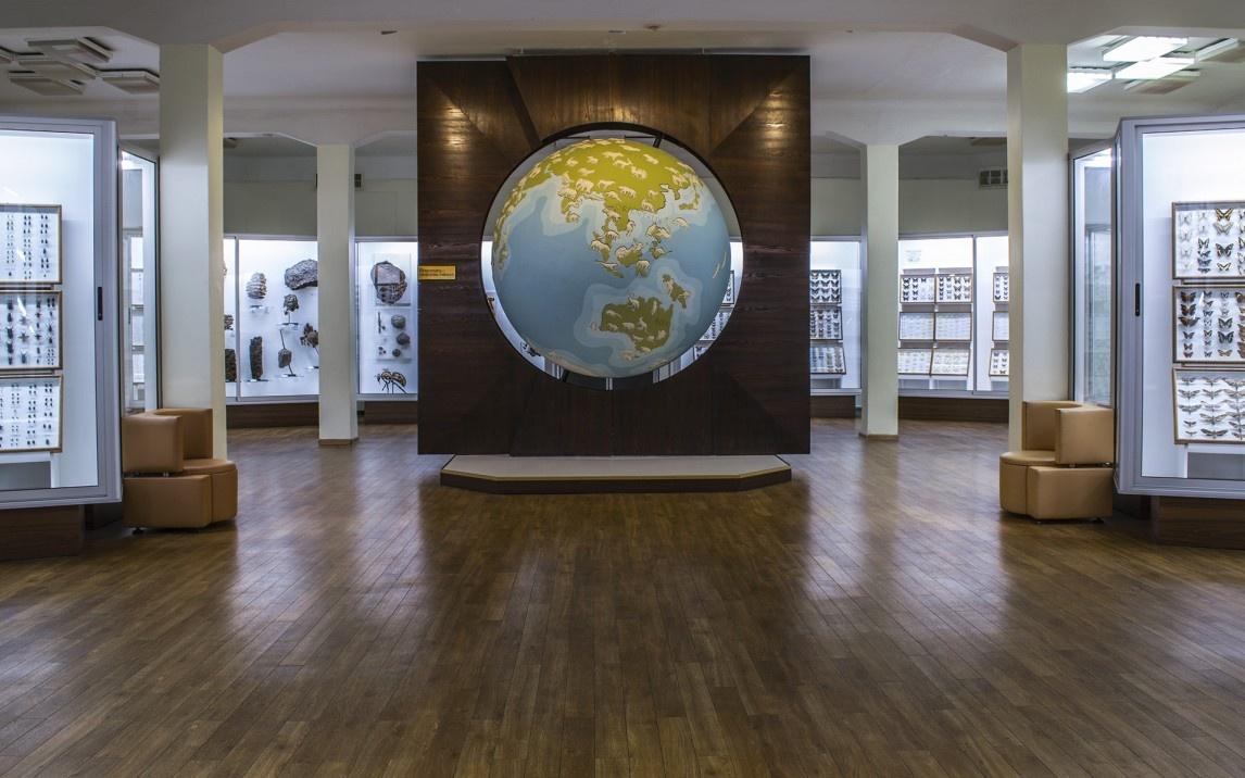 Šiandien Kauno Tado Ivanausko zoologijos muziejui – šimtas metų