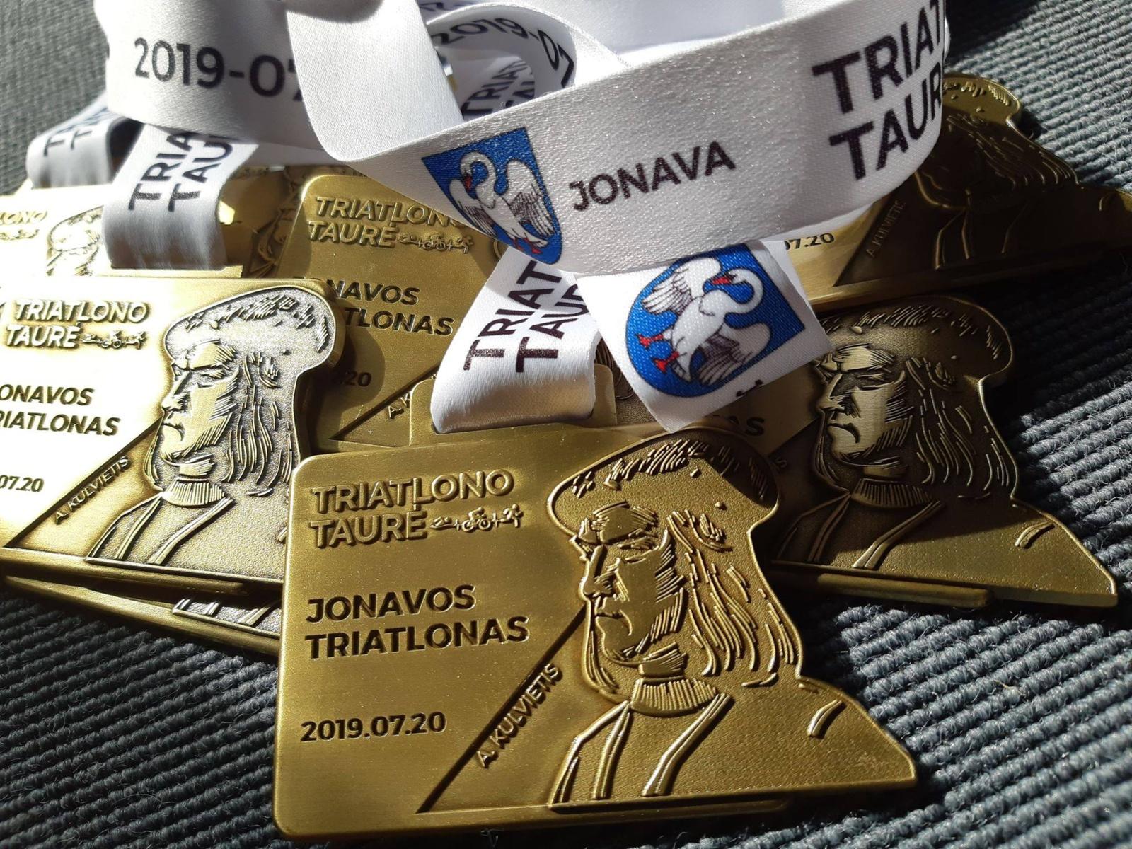 Šeštadienį Jonava judės triatlono ritmu