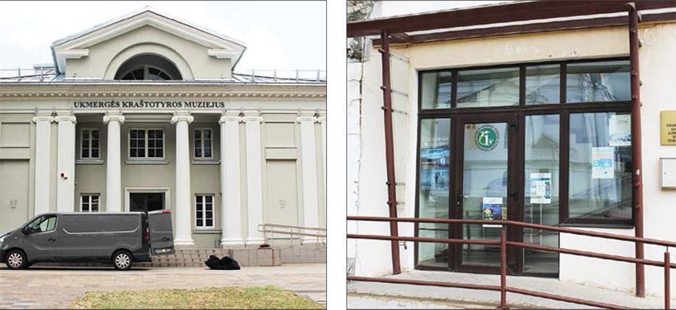 Planuojama sujungti Kraštotyros muziejų ir Turizmo ir verslo informacijos centrą