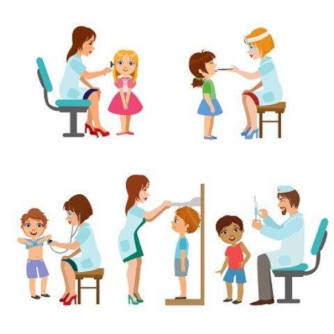Tinkamas laikas pasirūpinti vaiko sveikatos pažymėjimu