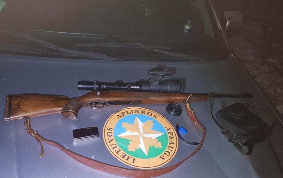 Medžioklės vadovui už neteisėtai sumedžiotą briedį gresia keliatūkstantinės baudos