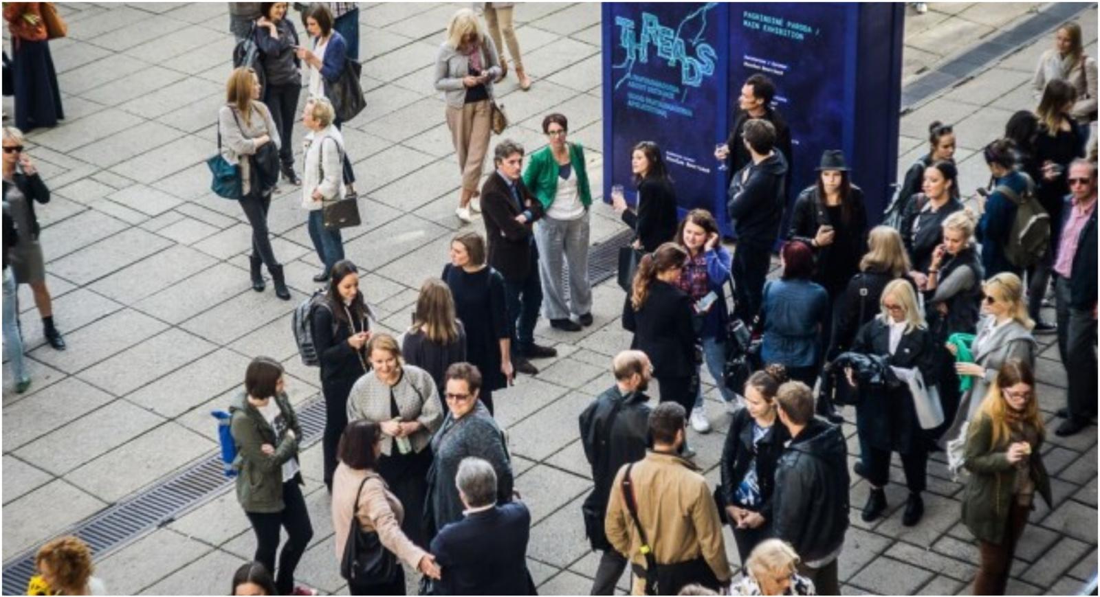 Nemokamais užsiėmimais Kauno bienalė stimuliuoja atrasti kūrybos polėkį