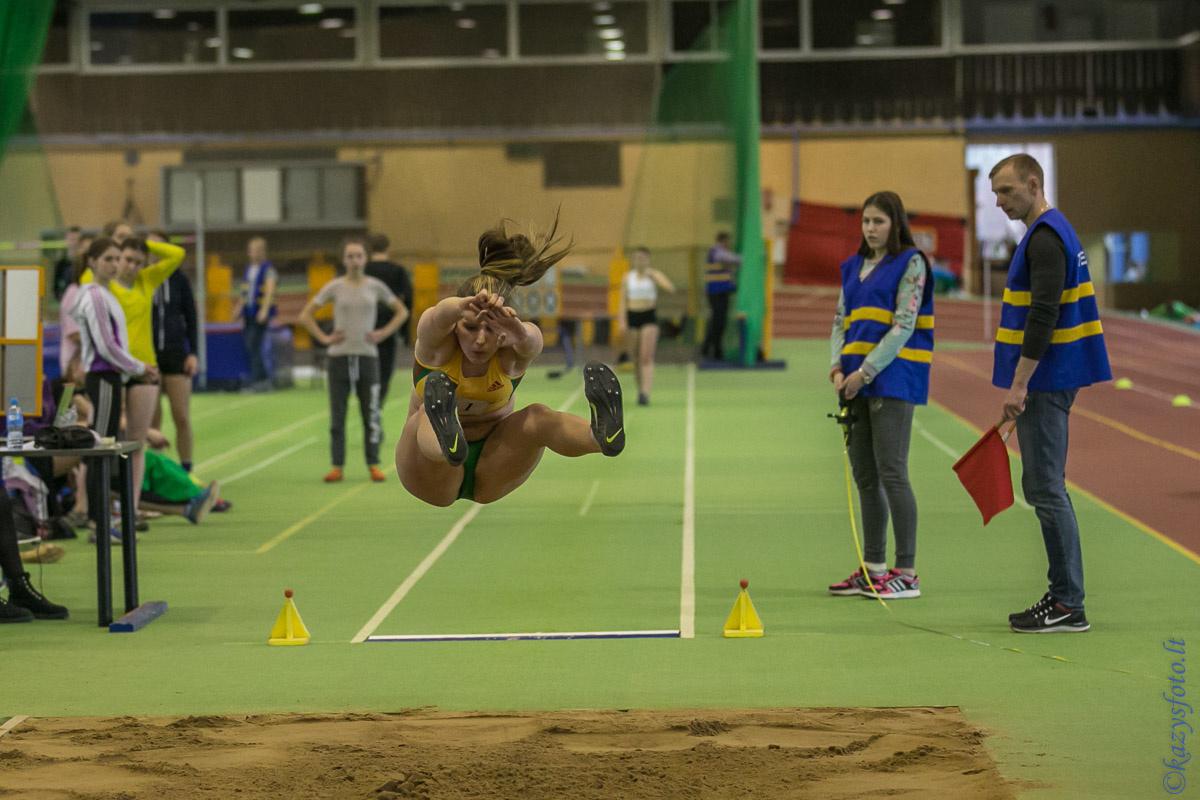 Lengvaatletė U. Bačianskaitė Europos jaunimo čempionate - 21-a