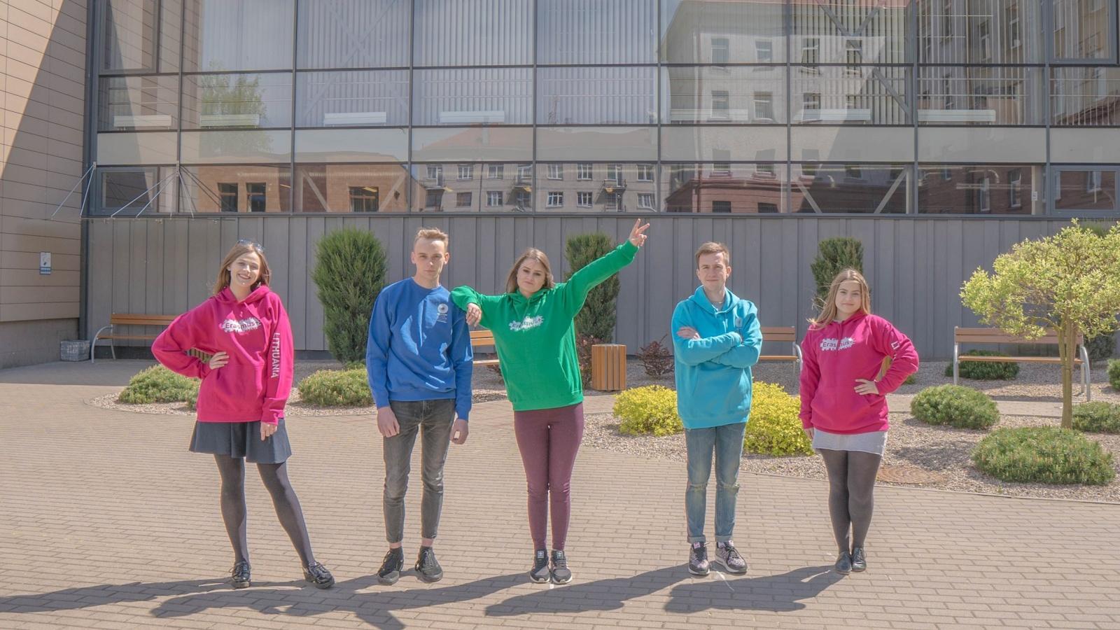 Šiaulių valstybinė kolegija laukia daugiau nei 300 pirmakursių