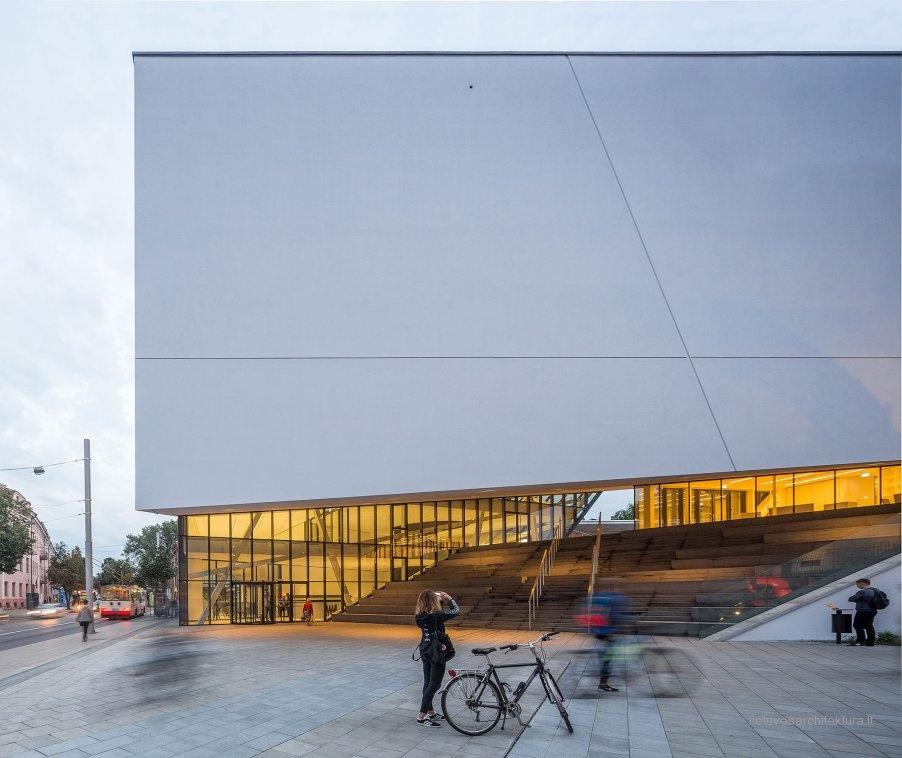 Klaipėdoje eksponuojama geriausia Lietuvos architektūra