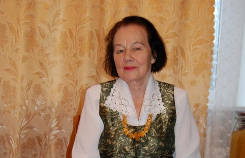 IN MEMORIAM Antanina Aleknavičienė